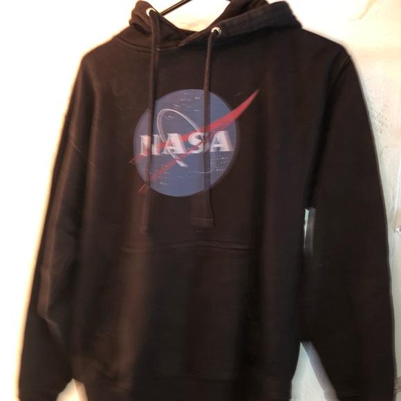 984c4694da Black NASA Sweatshirt